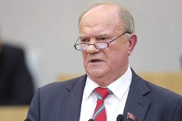 Зюганов ответил захотевшему купить тело Ленина художнику из США