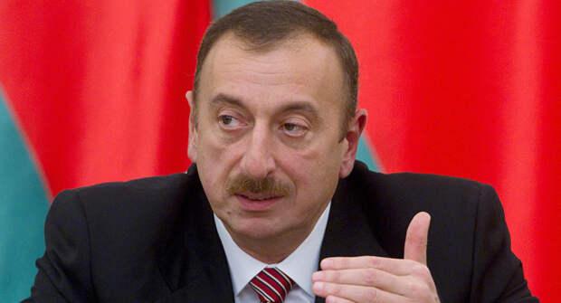 Алиев: Баку готов к прекращению огня в Карабахе (ВИДЕО)