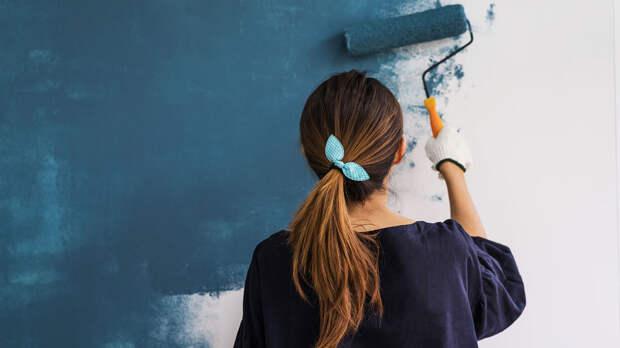 Сэкономить на краске при ремонте помогут 7 лайфхаков