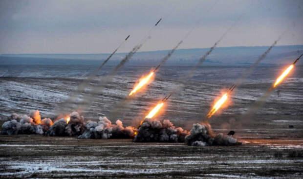 Россия готовит массированный ракетный обстрел примыкающих к Норвегии вод