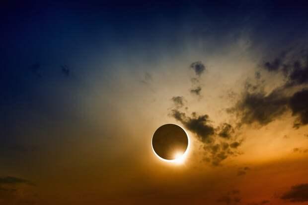 Нижегородцы увидят солнечное затмение 10 июня