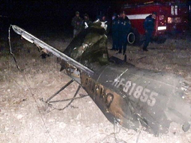 Посол Азербайджана рассказал, как сбили российский вертолет