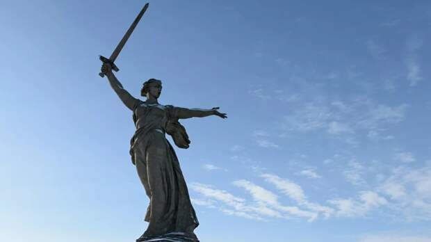 В Волгограде почтили память погибших в ходе Великой Отечественной войны