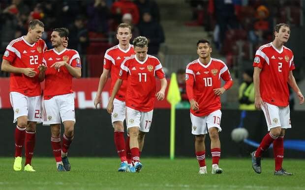 Сычев оценил шансы сборной России на выход из группы на Евро: «Самая главная борьба будет против Дании»