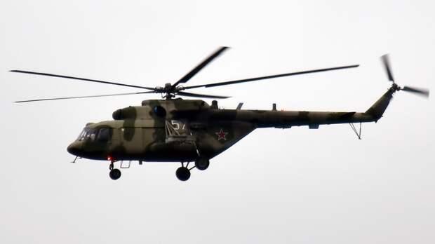 Вертолет Ми-8 с двумя людьми на борту пропал с радаров на Камчатке