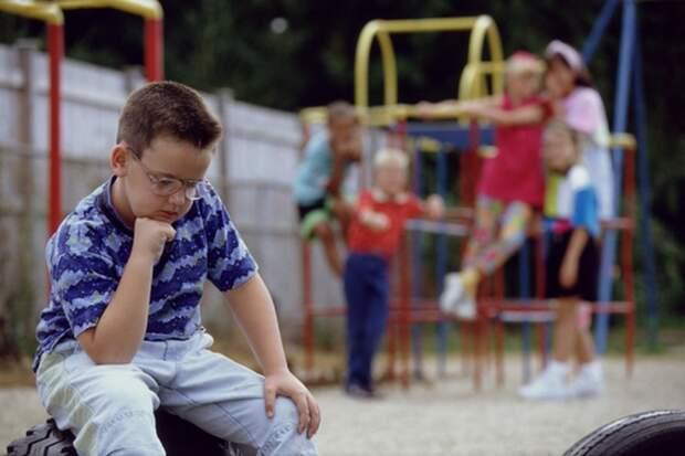 Как помочь ребенку найти друзей
