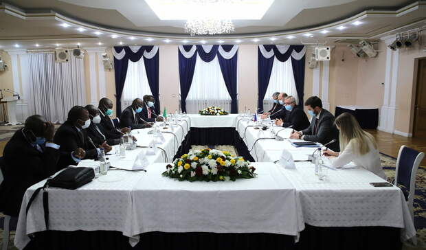 Деловые связи с Замбией налаживает Ростовская область