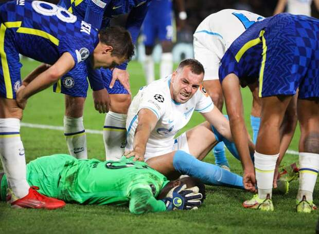 «Зенит» - это такой русский «Бернли», он отберет очки у «Ювентуса», – фанаты «Челси» отдают должное «сине-бело-голубым»