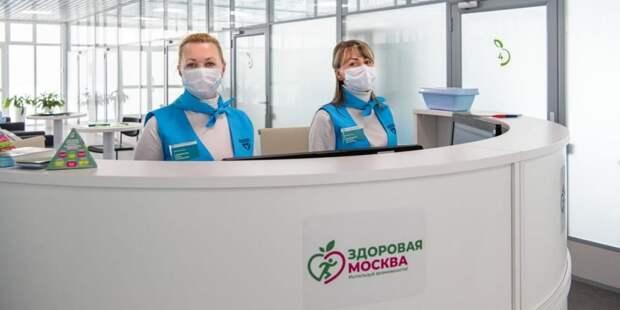 Собянин: Летом в парках столицы будут работать 46 павильонов «Здоровая Москва»