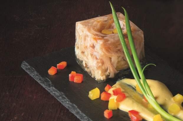 Советский Новый год: авторская трактовка традиционных блюд
