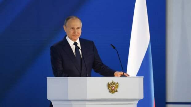Путин рассчитывает на расширение программ поддержки семей в регионах