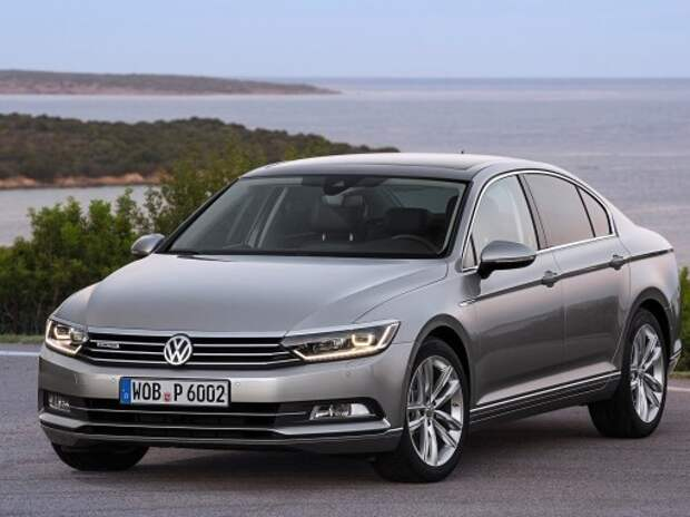 В Volkswagen детально рассказали о новом Passat