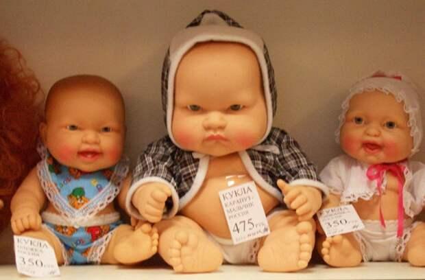 20 сюрпризов, найденных в детских магазинах