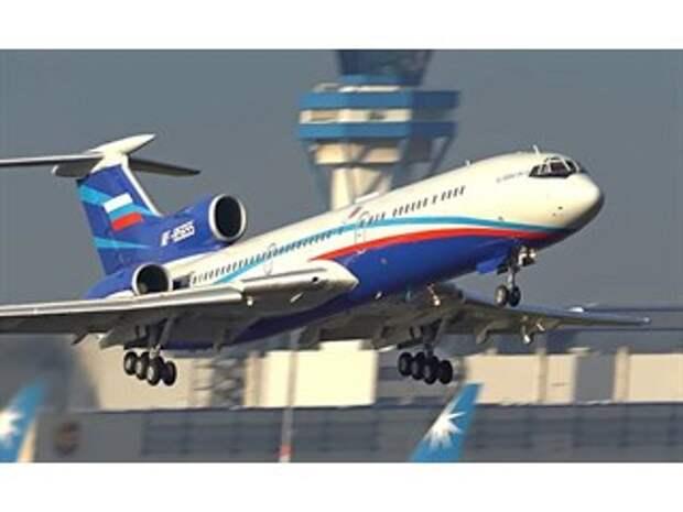 С уходом Ту-154 российское небо стало принадлежать Boeing и Airbus