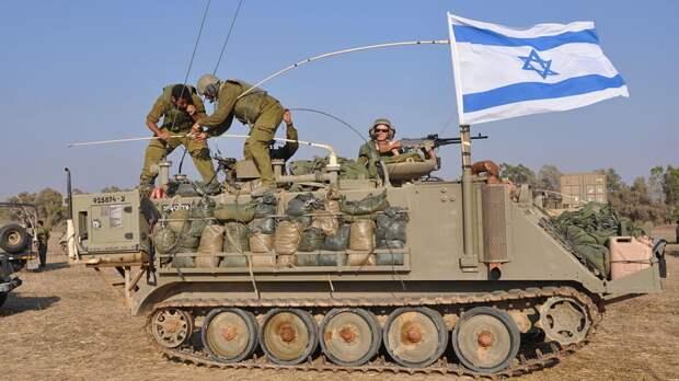 Израиль начал воздушную и наземную операцию против ХАМАС
