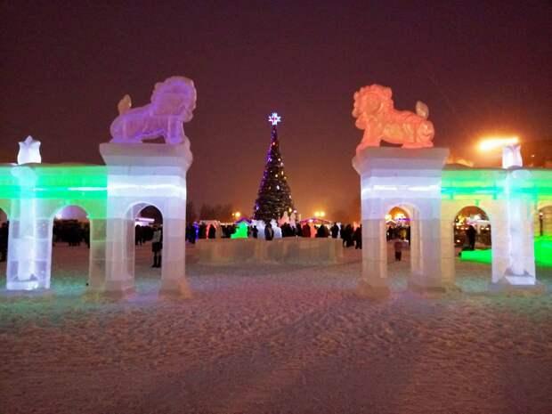 Ижевчан пригласили принять участие в новогоднем оформлении города