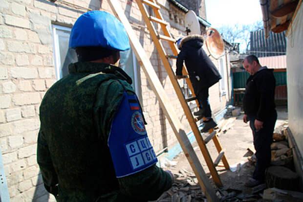 Стало известно об обстреле Донецка из гранатометов