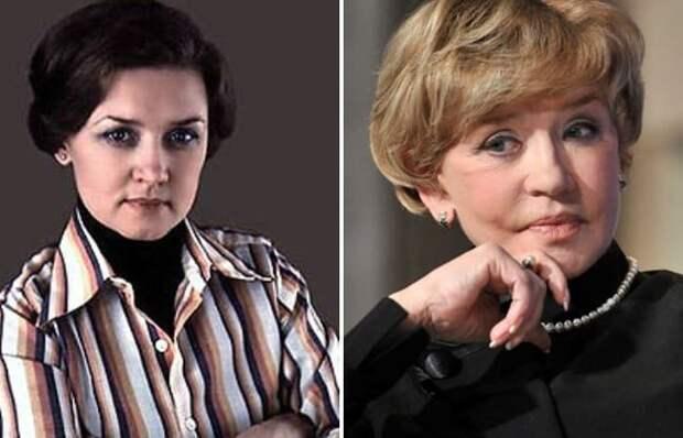 Вере Алентовой – 77: О чем предпочитает не вспоминать знаменитая актриса