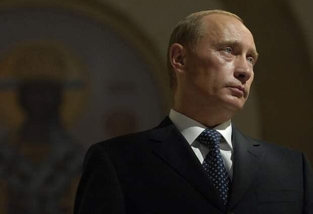 Путин отработал за всех