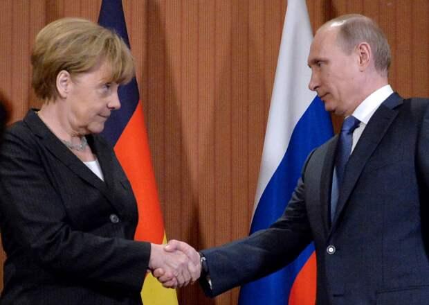 Как общаться с Путиным: Трамп попросит совета у Меркель