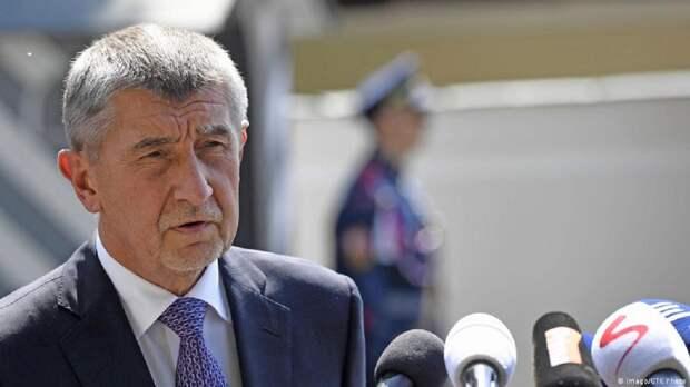 """Чехия предлагала России """"успокоить ситуацию"""" с дипломатами"""