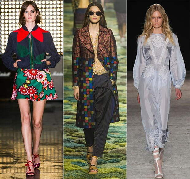 Тенденции моды весна-лето 2015: в стиле 70-х!
