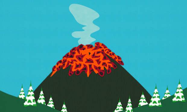 Семья из Исландии продаёт извергающийся вулкан