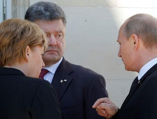 Порошенко: В Минске может быть выстроена модель решения ситуации в Донбассе