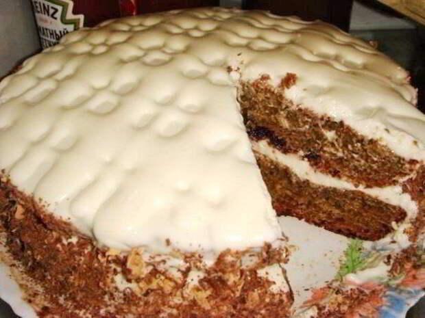 6 рецептов быстрых и вкусных тортов