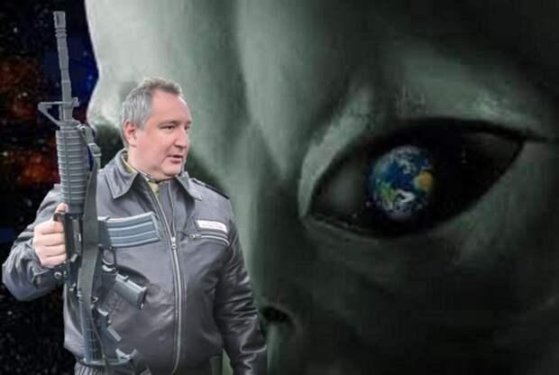 Рогозин верит, что жизнь на Марсе и других планетах существует