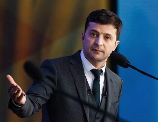 Зеленский уверен, что войну на Донбассе не остановить без диалога с РФ