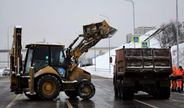 Шесть новых тракторов выйдут на улицы Ижевска зимой