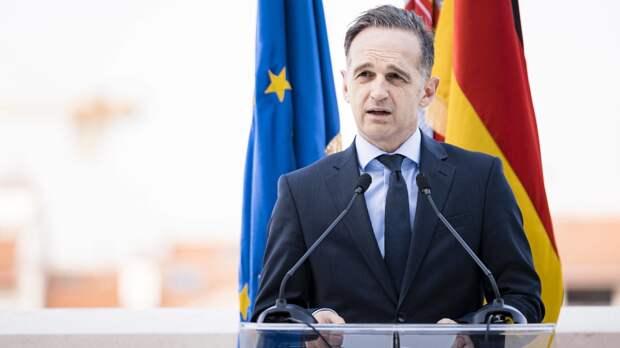 Глава МИД ФРГ заявил, что ЕС готов к диалогу с Россией