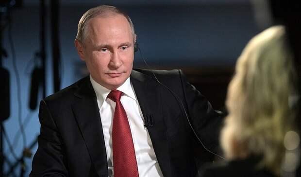 Президент Путин назвал стабильной ситуацию скоронавирусом вРоссии