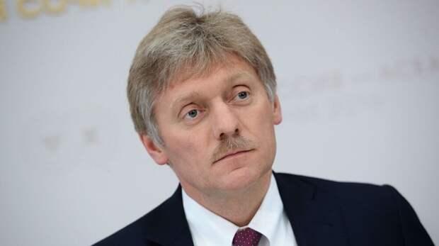 В Кремле оценили ситуацию с преследованием украинского депутата Медведчука