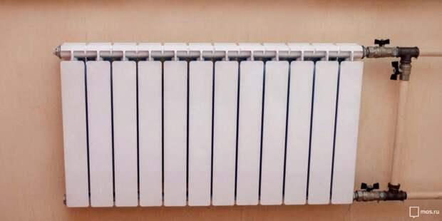 В доме на Волгоградском наладили работу систем отопления — Жилищник