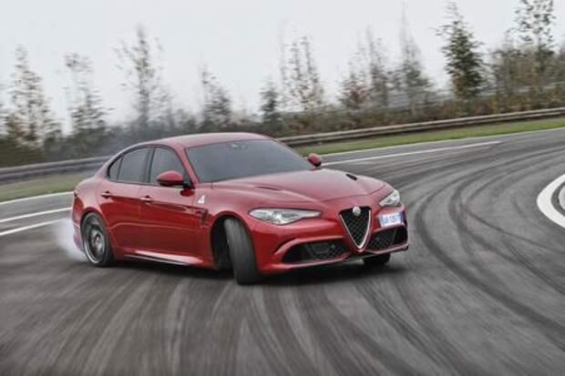 Итальянские страсти: Alfa Romeo Giulia Quadrifoglio становится радикально мощнее