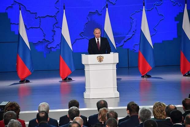 Путин: Россия готова работать со всеми странами на принципах равноправия и невмешательства