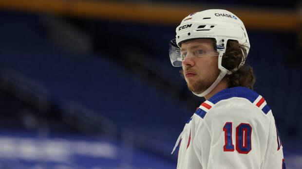 Панарин пропустит оставшиеся матчи регулярного сезона НХЛ из-за травмы