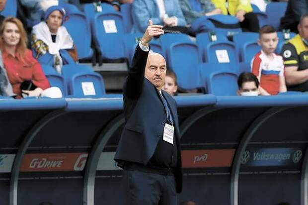 До европремьеры сборной России осталось несколько дней