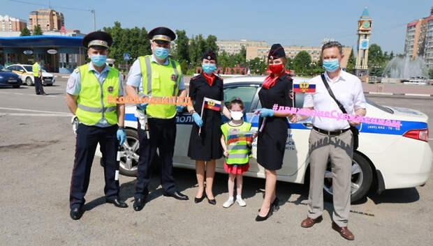 Сотрудники ГИБДД Подольска напомнили водителям правила выбора скорости на дороге