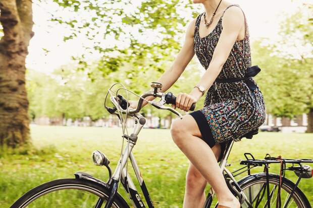 Рецидивист украл велосипед у 32-летней рязанки