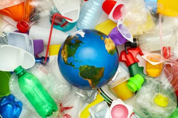 Большинство пластиковых отходов вРоссии нельзя переработать— исследование