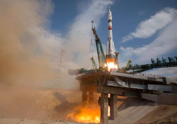 Космический бартер: какое предложение американцы сделали «Роскосмосу»