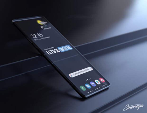 Прозрачные телефоны. Что не так с этой идеей