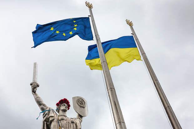 Украину лишили надежды на скорое вступление в ЕС