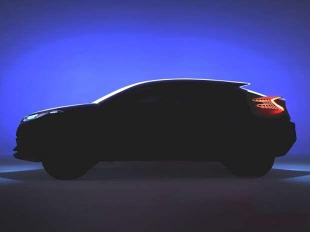 Toyota показала новый кроссовер компактнее RAV4