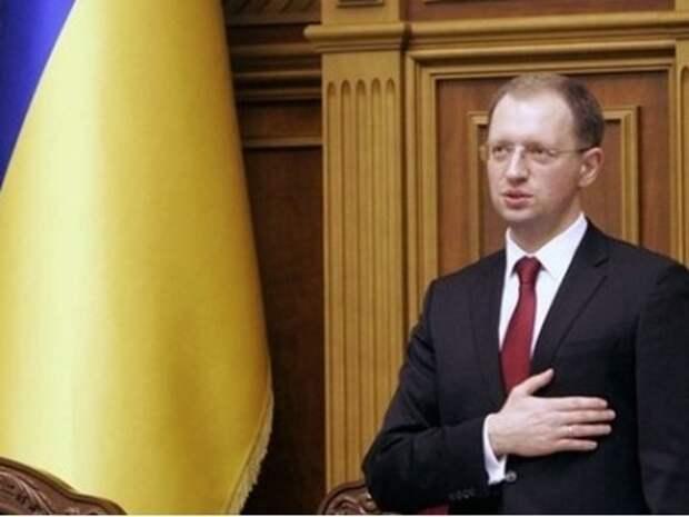 Яценюку без российского газа уже не перезимовать