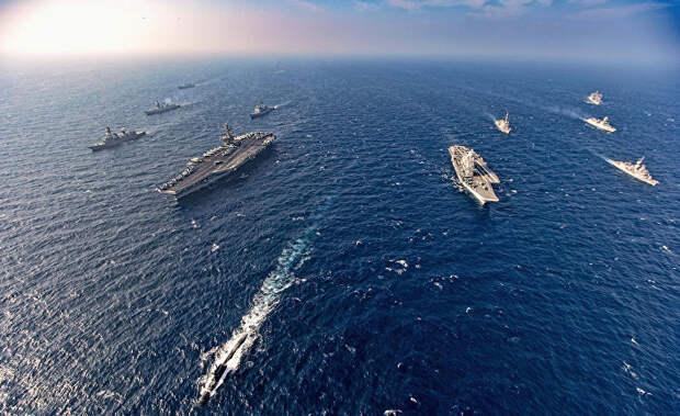 Shukan Gendai (Япония): На Тихом океане наступает канун войны?