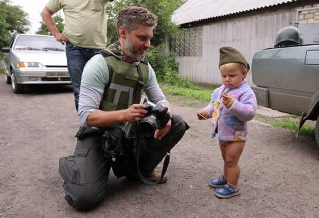 Обращение к украинским властям. Не убивайте людей, желанием которых было лишь показать правду!
